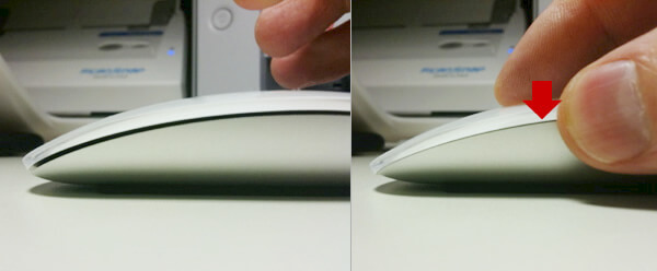 Apple's MagicMouse