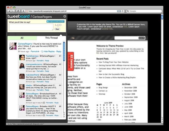Blog Post. TweetBoard Alpha