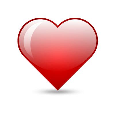 Valentine Heart Vector file