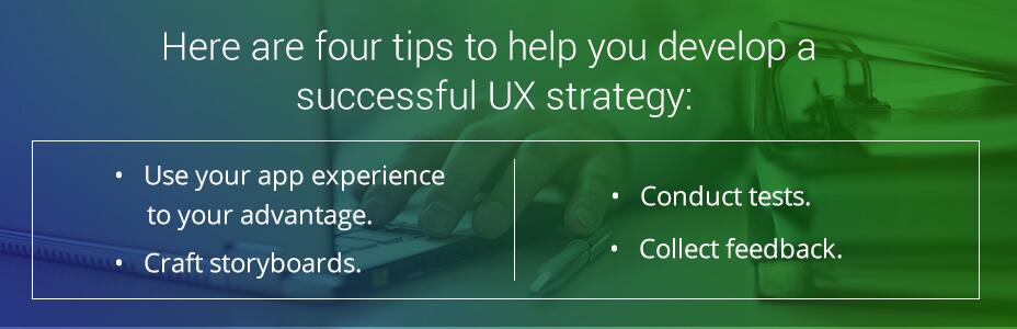 Blog Post. How to Build a UX Strategy