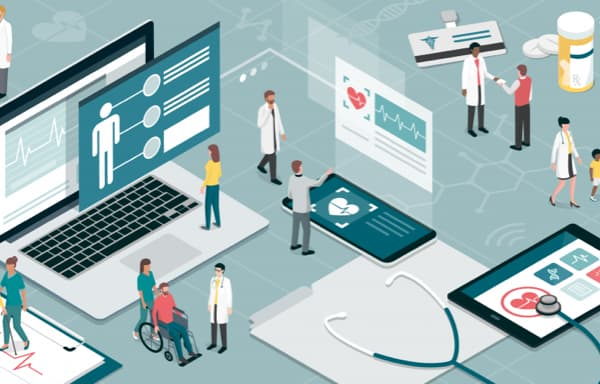Healthcare & Medical UI Design Services | UX Healthcare Design
