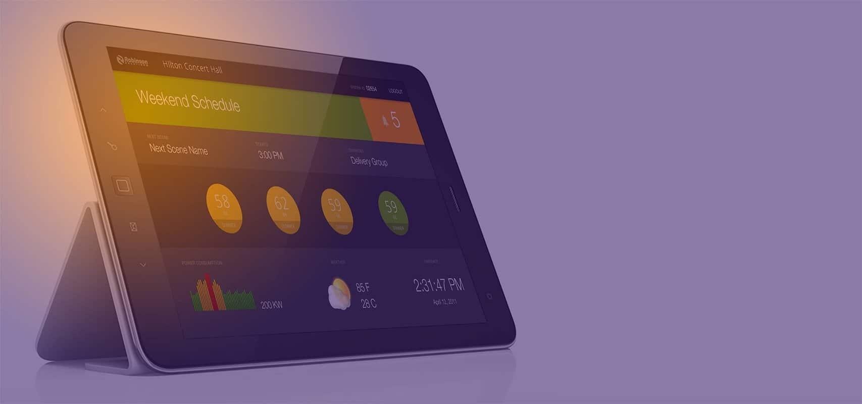 Enterprise Web and Mobile Apps UX & UI Design