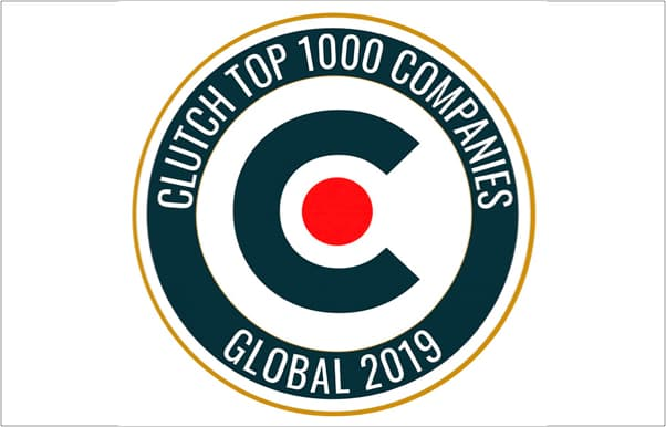 ROSSUL Proud to be Named a Top UX Agency on Clutch 1000