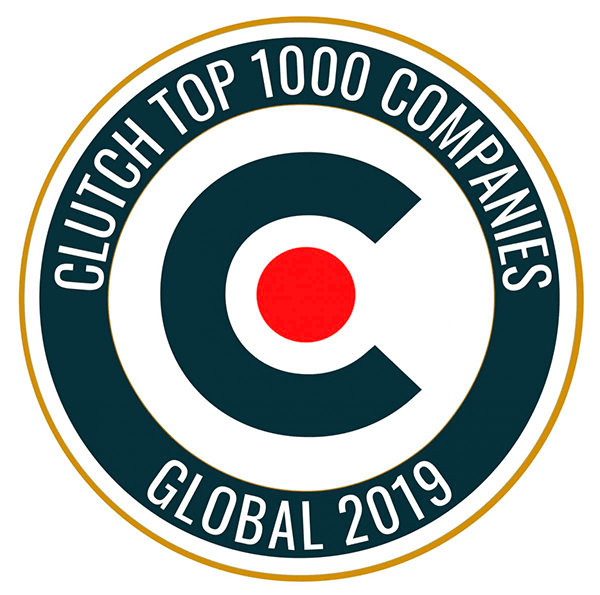 ROSSUL Proud to be Named a Top UX Agency on Clutch 10000