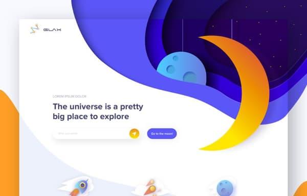 Blog Post. 2020 Web Design Trends