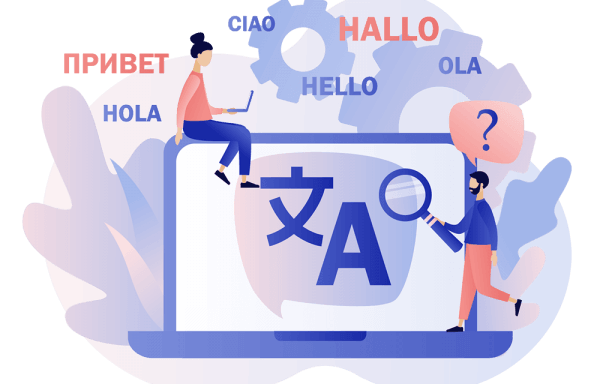 Blog Post. Multilingual Applications