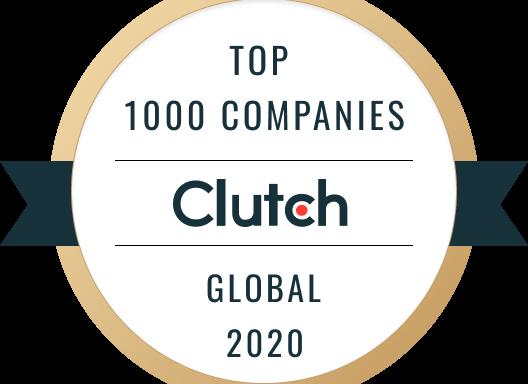 Blog Post. ROSSUL Becomes a Clutch Global Award Winner